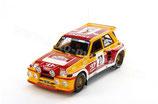 1985 Renault 5 Maxi Turbo Rally Tour de Corse #27 1:18