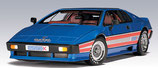 """1987 Lotus Esprit Turbo """"Essex"""" blue 1:18"""