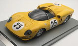 1966 Ferrari 365 P2 Daytona 24 hours Ecurie Francorchamps #25, Bianchi/van Ophen 1:18