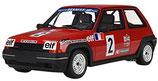 1985 Renault 5 GT Turbo #2 1:18