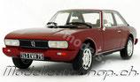 1983 Peugeot 504 V6 Coupe darkred-metallic 1:18