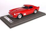 1958 Ferrari 250 TDF faro carenato, rosso corsa 1:18