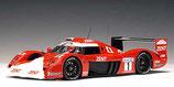 >12h: 1999 Toyota GT1 TS020 Le Mans 24H 1999 #1 Martin Brundle 1:18