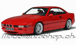 1996 BMW 850 CSI red 1:18