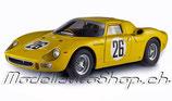 >12h: 1965 Ferrari 250 LM LeMans #26 Pierre Dumay 1:18