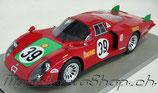 Alfa Romeo 33.2 Coda Lunga 24h LeMans 1968 #39, 1:18 (TM08C)