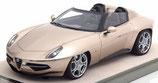 Alfa Romeo Disco Volante Spider 2016 metallic-champagner 1:18, (TM15D)