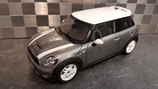 >12h: 2006 Mini Cooper S grau metallic 1:18