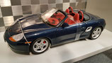 >12h: 1996 Porsche Boxster S dark blue metallic 1:18