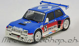 1987 Renault 5 Superproduction #25 E. Comas 1:18