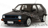 1989 VW Golf 2 G60 4-door anthrazit 1:18