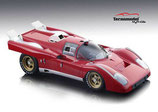 1971 Ferrari 512M Press Version rosso corsa 1:18