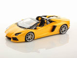 2011 Lamborghini Aventador LP700-4 Roadster giallo orion 1:18