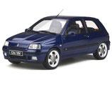 1995 Renault Clio 16V blue metallic 1:18