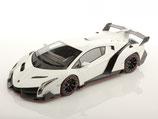 2013 Lamborghini Veneno Geneva Motorshow monocerus-white 1:18