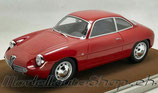 Alfa Romeo Giulietta SZ 1960 red, 1:18 (TM42A)