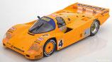>12h: 1988 Porsche 962C LeMans #4 Hunkeler/Lechner/Reuter 1:18