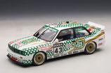 ">12h: 1991 BMW E30 M3 DTM ""Tic Tac"" #43 Berg  1:18"