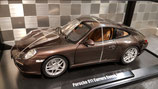 >12h: 2008 Porsche 911 991 Carrera brown metallic 1:18