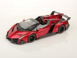2015 Lamborghini Veneno Roadster rosso veneno 1:18