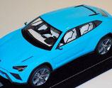 2012 Lamborghini Urus Beijng Motorshow baby-blue 1:18