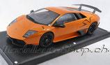 2009 Lamborghini Murcièlago LP670/4 SV orange borealis  1:18
