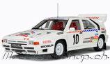 1986 Citroen BX 4TC Rally Schweden #10 Andruet/Wambergue/Chomat 1:18