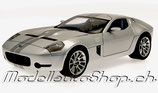 2007 Ford Shelby GR-1 Concept silver 1:18