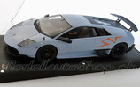 2009 Lamborghini Murcièlago LP670/4 SV light-blue  1:18