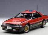 1984 Nissan Skyline (DR30) RS-Turbo Seibu-Keisatsu 1:18
