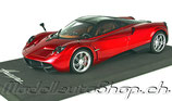 2013 Pagani Huayra red metallic 1:18