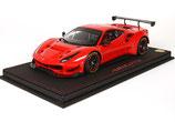 2016 Ferrari 488 GT3 rosso scuderia 1:18