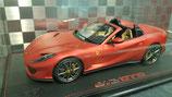 2019 Ferrari 812 GTS rosso opaco F2007B 1:18