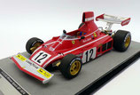1974 Ferrari 312 B3 Spain GP #12, Lauda  1:18