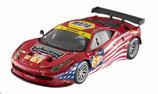 >12h: 2012 Ferrari 458 GT2 LeMans #61 1:18