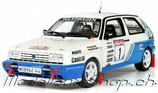 1991 VW Golf 2 Hunsrück Rally #1  1:18