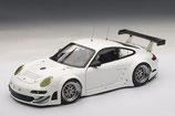 >12h: 2010 Porsche 911 (997) GT3 RSR white 1:18