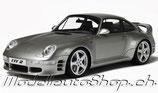 1995 Porsche 911 993 RUF CTR 2 silver 1:18