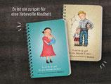 """2er Set: Notiz- & """"Date mit deinem kleinen ich""""-Büchlein"""