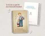 """Notiz- & """"Date mit deinem kleinen ich""""- Büchlein (für Männer)"""