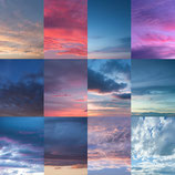"Prints of ""Skies 2"""