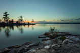 "METAL PRINTS OF ""OAKLEDGE PARK SUNSET #3"""