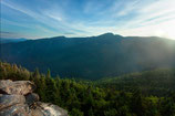 "METAL PRINTS OF ""LOOKING ACROSS SMUGGLER'S NOTCH"""