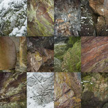 "Prints of ""Mt Philo Rocks in Winter"""