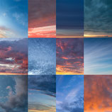"Prints of ""Skies 3"""