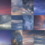 "Prints of ""Skies 1"""
