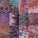 "SAVE UP TO 30% ON METAL PRINTS OF ""BOROUGH BRICKS"""
