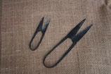 Mittelalterliche Bügelschere 11cm