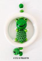 Greifling 3D-Frosch