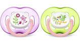 Avent Nuggi Freeflow, rosa/hellgrün, ab 18 Monate